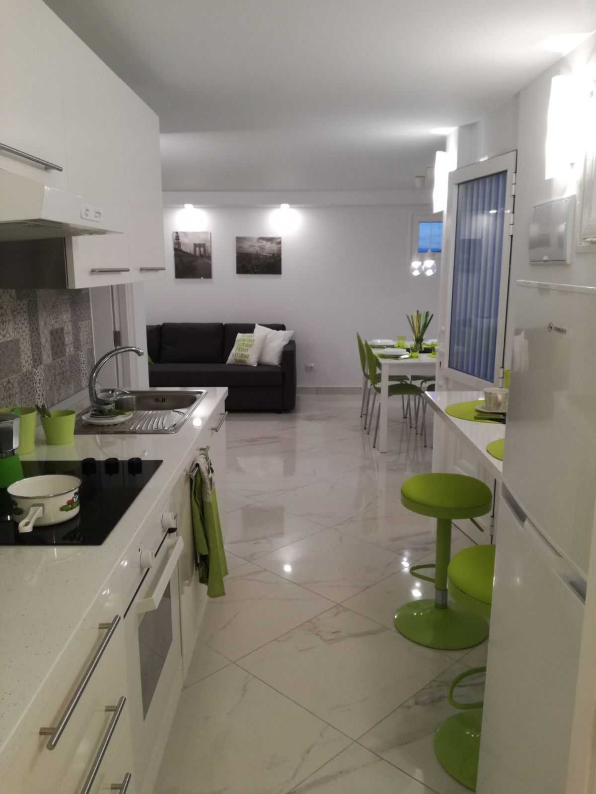 [AP-101] Flat 2 Bedrooms en Chayofita