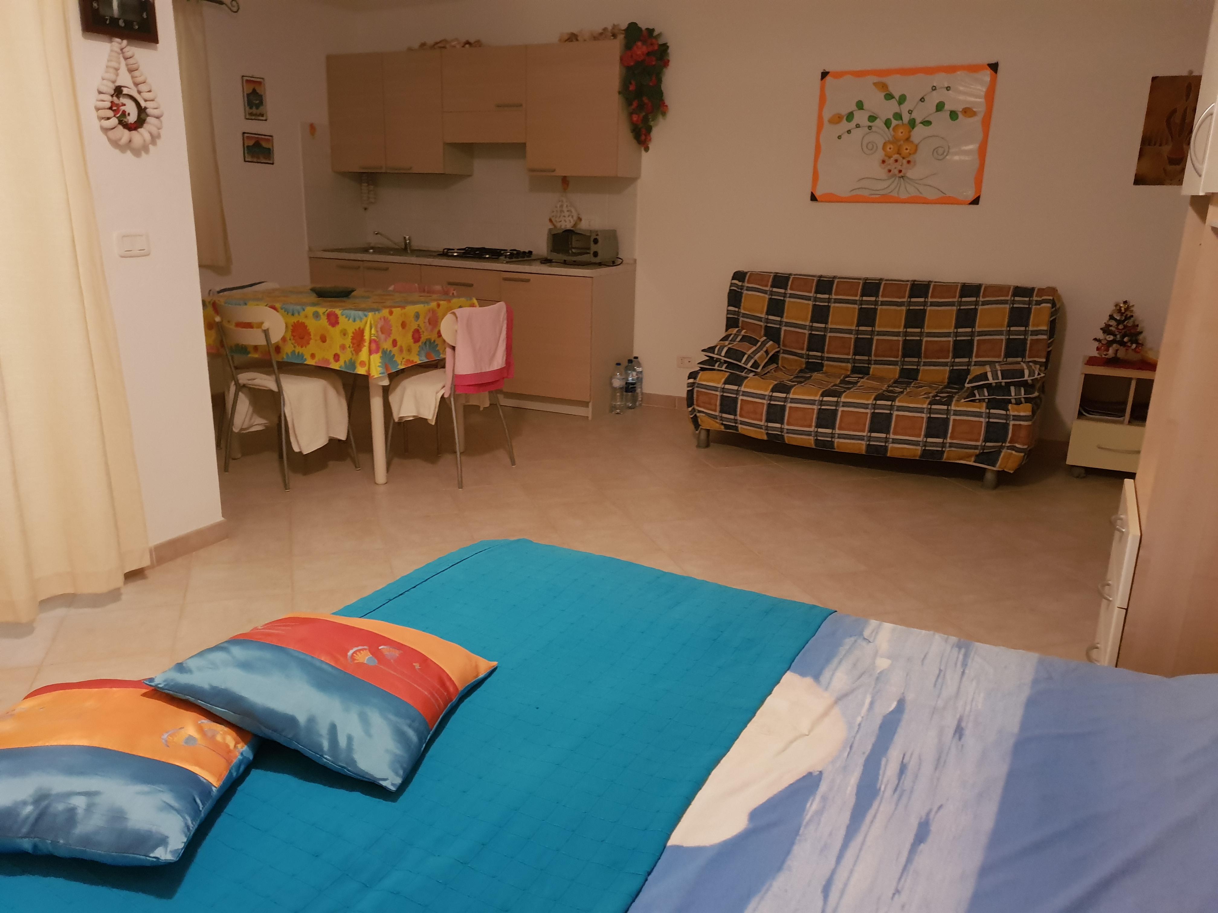 [CV-AP-123] Studio In Santa Maria